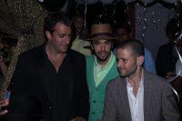 Nightlife impresarios Eugene Remm and Mark Birnbaum celebrated their shared birthdays at their NYC hotspot TENJUNE #1