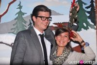 Warby Parker Holiday Spectacle Bazaar Launch Party #9