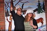 Warby Parker Holiday Spectacle Bazaar Launch Party #16