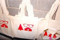 Warby Parker Holiday Spectacle Bazaar Launch Party #90