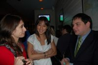Level The Field networking fundraiser hosted by Entertainment Sixty 6 and Harbour #9