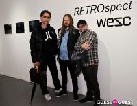 Par Stromberg in Retrospect - Preview at Charles Bank Gallery hosted by WeSC #1
