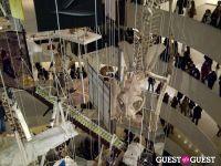 """The Last Word"":  Maurizio Cattelan's Closing Celebration at the Guggenheim #3"
