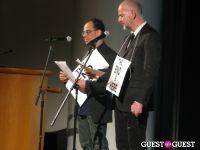 """The Last Word"":  Maurizio Cattelan's Closing Celebration at the Guggenheim #9"