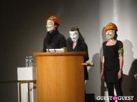 """The Last Word"":  Maurizio Cattelan's Closing Celebration at the Guggenheim #13"