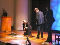 """The Last Word"":  Maurizio Cattelan's Closing Celebration at the Guggenheim #16"