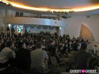 """The Last Word"":  Maurizio Cattelan's Closing Celebration at the Guggenheim #19"