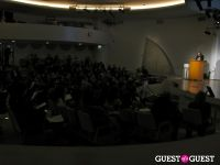 """The Last Word"":  Maurizio Cattelan's Closing Celebration at the Guggenheim #28"