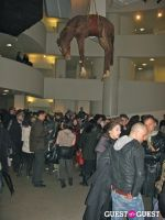 """The Last Word"":  Maurizio Cattelan's Closing Celebration at the Guggenheim #41"