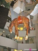 """The Last Word"":  Maurizio Cattelan's Closing Celebration at the Guggenheim #65"