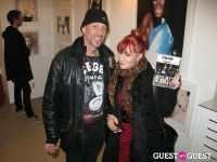 BYE BYE CBGB, Bruno Hadjadj Opening Reception at Clic Gallery #21