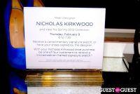 Nicholas Kirkwood Personal Appearance At Saks Fifth Avenue #111