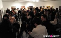 Garrett Pruter - Mixed Signals exhibition opening #2