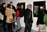 Garrett Pruter - Mixed Signals exhibition opening #6