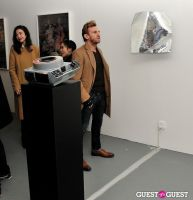 Garrett Pruter - Mixed Signals exhibition opening #75