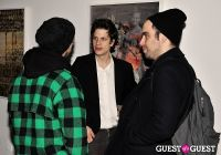 Garrett Pruter - Mixed Signals exhibition opening #111