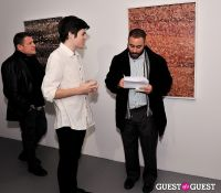 Garrett Pruter - Mixed Signals exhibition opening #127