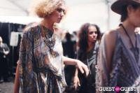 NYFW: Mara Hoffman, Backstage. #3