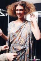 NYFW: Mara Hoffman, Backstage. #38