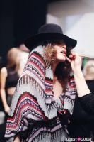 NYFW: Mara Hoffman, Backstage. #40
