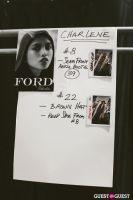 NYFW: Mara Hoffman, Backstage. #61