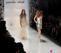 NYFW: Pamella Roland Fall 2012 Runway Show #5