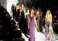 NYFW: Pamella Roland Fall 2012 Runway Show #15