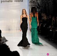NYFW: Pamella Roland Fall 2012 Runway Show #29
