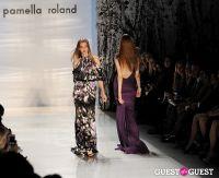 NYFW: Pamella Roland Fall 2012 Runway Show #41