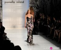NYFW: Pamella Roland Fall 2012 Runway Show #47