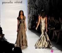 NYFW: Pamella Roland Fall 2012 Runway Show #53