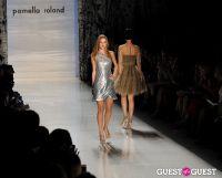 NYFW: Pamella Roland Fall 2012 Runway Show #66