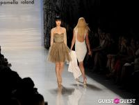 NYFW: Pamella Roland Fall 2012 Runway Show #68