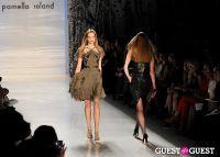 NYFW: Pamella Roland Fall 2012 Runway Show #93