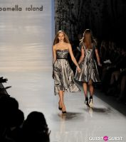 NYFW: Pamella Roland Fall 2012 Runway Show #108
