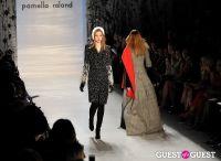 NYFW: Pamella Roland Fall 2012 Runway Show #118