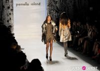 NYFW: Pamella Roland Fall 2012 Runway Show #122