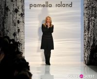 NYFW: Pamella Roland Fall 2012 Runway Show #147