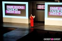 Fame Rocks Fashion Week 2012 Part 1 #23