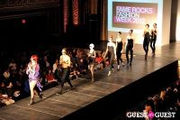 Fame Rocks Fashion Week 2012 Part 1 #27
