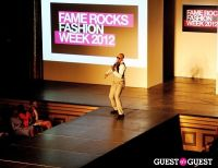 Fame Rocks Fashion Week 2012 Part 1 #44