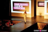 Fame Rocks Fashion Week 2012 Part 1 #45