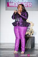 Fame Rocks Fashion Week 2012 Part 11 #4