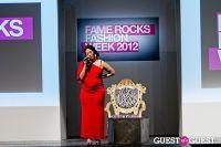 Fame Rocks Fashion Week 2012 Part 11 #9