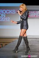 Fame Rocks Fashion Week 2012 Part 11 #244