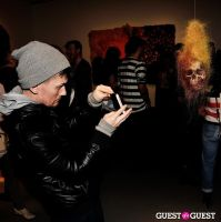 Vanity Disorder exhibition opening at Charles Bank Gallery #49