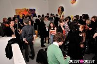 Vanity Disorder exhibition opening at Charles Bank Gallery #55