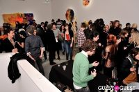 Vanity Disorder exhibition opening at Charles Bank Gallery #56