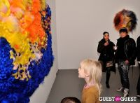 Vanity Disorder exhibition opening at Charles Bank Gallery #103