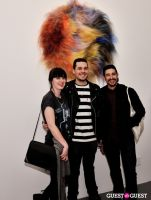 Vanity Disorder exhibition opening at Charles Bank Gallery #110